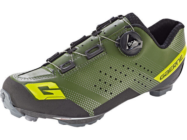 Gaerne Carbon G.Hurricane Chaussures de cyclisme Homme, forest green